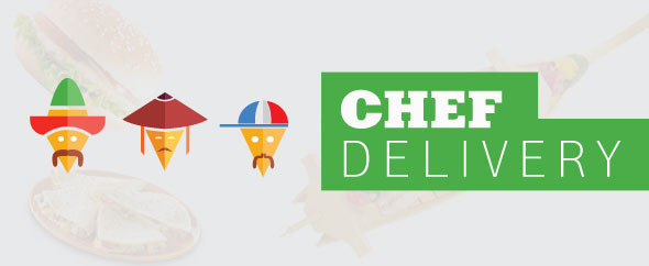 Chef Delivery - OpenCart Bootstrap Template  TForest
