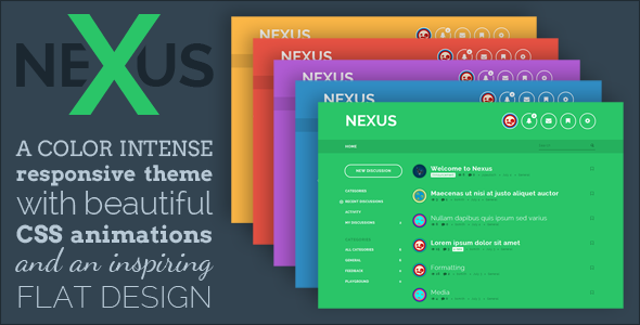 Nexus - Premium Vanilla 2 Theme  TFx Forums
