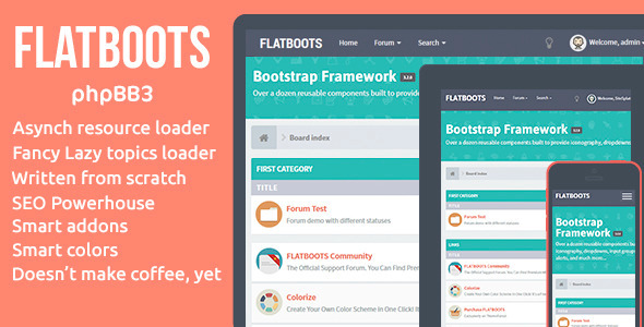 FLATBOOTS - phpBB3   TFx Forums