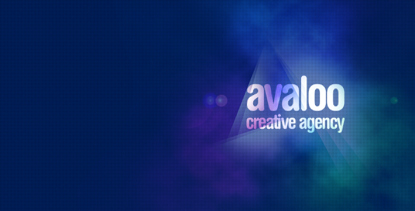 avaloo - One Page Creative Agency Template  TFx