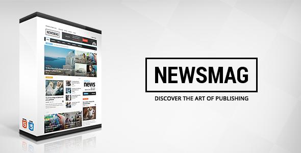 Newsmag - News Magazine Newspaper  TFx