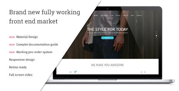 Triablo - eCommerce Landing Page  TFx LandingPages