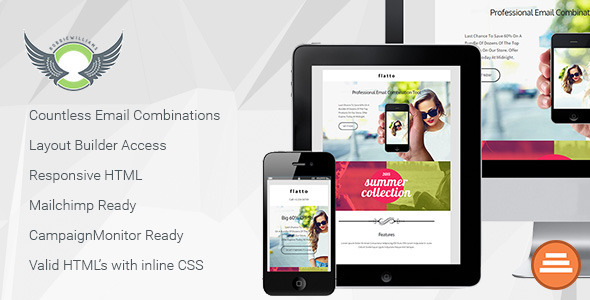 Flatto - Responsive Email Combinations Tool            TFx