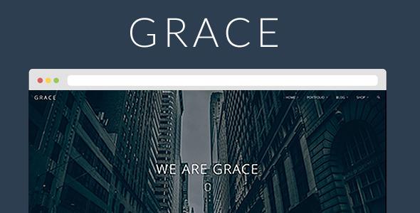 Grace - Creative Multipurpose Template            TFx