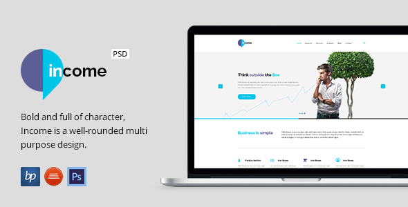 Income - PSD            TFx