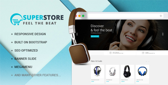 Leo Material Store - Shopify Responsive Theme            TFx