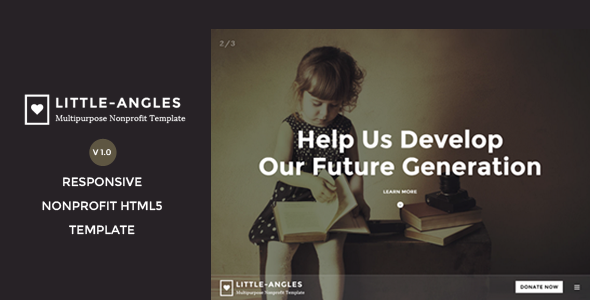 Little Angles - Multipurpose Non Profilt Template            TFx
