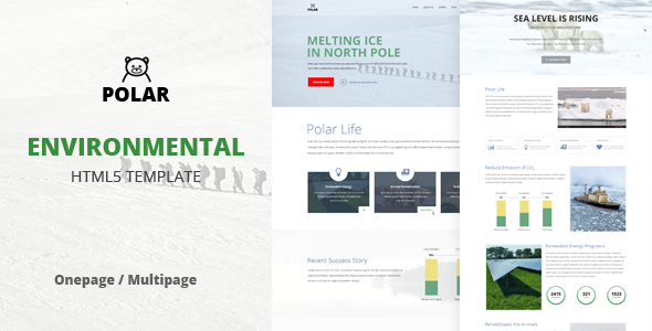Polar - Responsive Environmental Template            TFx