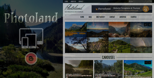 Photoland - Photo Magazine            TFx