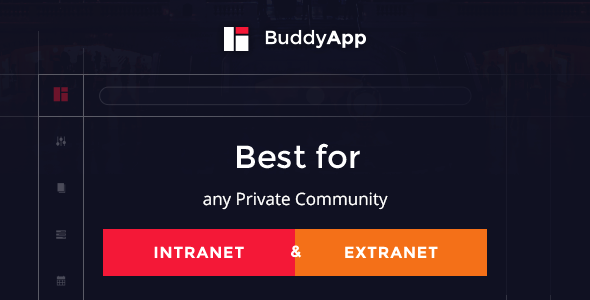 BuddyApp - Mobile First Community WordPress theme            TFx