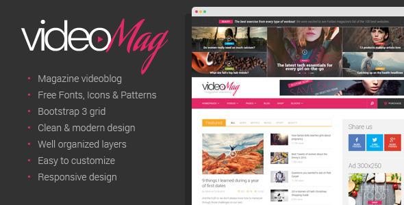 VideoMag - Magazine Videoblog            TFx