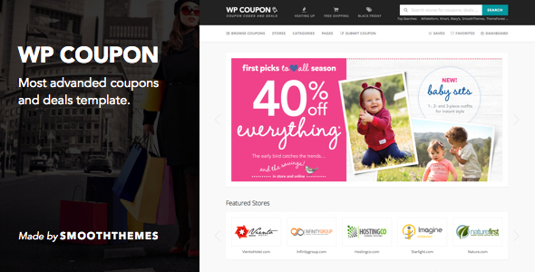 WP Coupon - Coupon, Discount & Deal Template            TFx