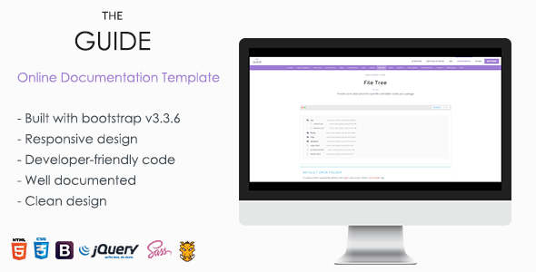 TheGuide - Online Documentation Template            TFx
