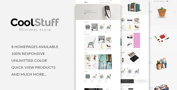 Ap coolstuff Shopify Theme            TFx