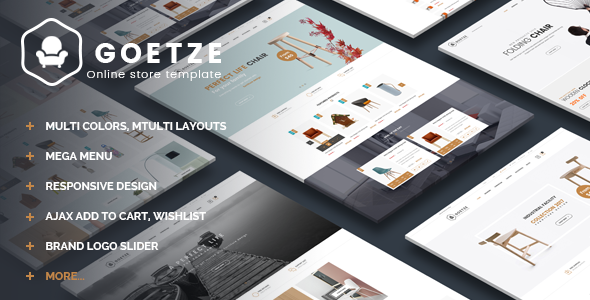 Goetze - Furniture Shopify Theme            TFx