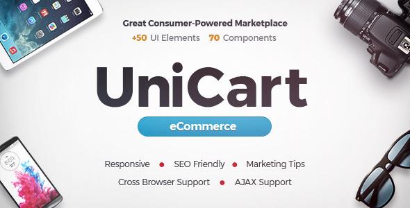 UniCart - Great Consumer-Powered Marketplace            TFx