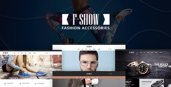 Ap Fshow Shopify Responsive Theme            TFx