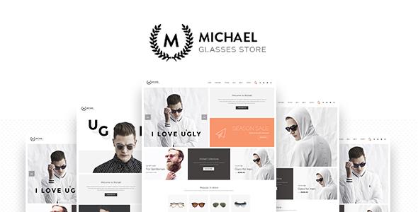 Ap Michale Shopify Responsive Theme             TFx
