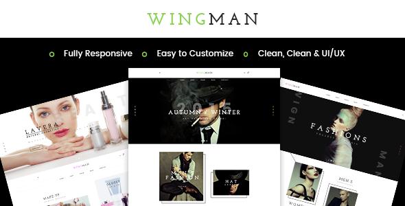 SP Wingman - Responsive Shopify Theme            TFx