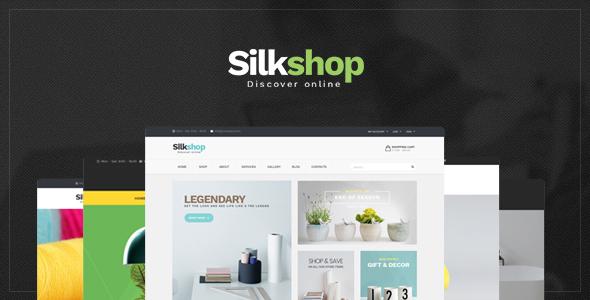 SilkShop - Flexible Shopify Theme            TFx
