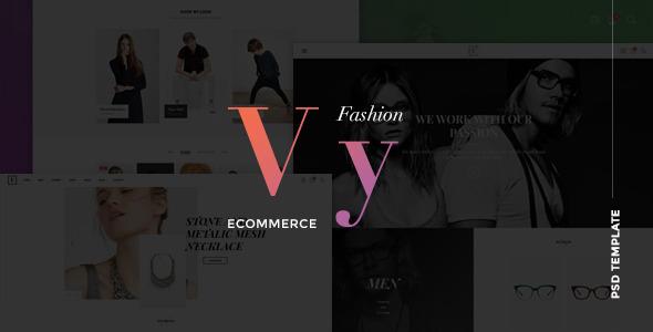 Vy   Responsive Multi-Purpose Shopify Theme            TFx