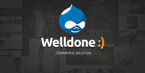 Welldone - Drupal Commerce Theme            TFx