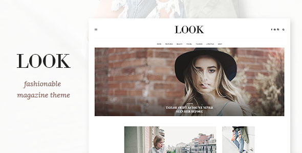 Look - Magazine Theme            TFx