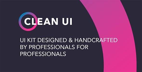 Clean UI Premium Bootstrap 4 Admin Template / Angular Starter Kit            TFx