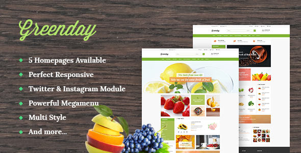 Ap Green Shopify Theme            TFx