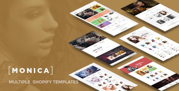 Ap Monica Shopify Theme            TFx