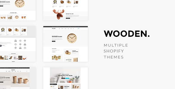 Ap Wooden Shopify Theme            TFx