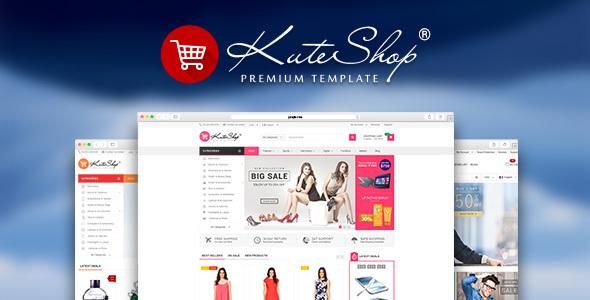 KuteShop - Multipurpose Responsive Shopify Theme            TFx
