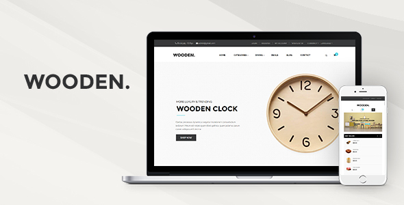 Pav Wooden - Advanced Opencart theme for Furniture            TFx