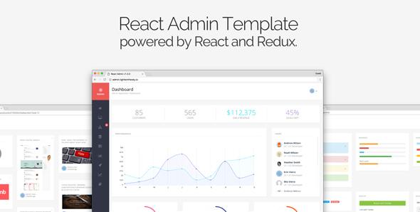 React Admin            TFx SiteTemplates