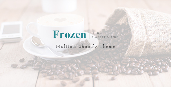 Ap Frozen Shopify Theme            TFx