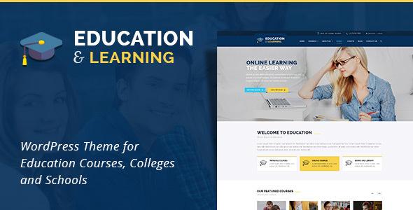 EducationWP -  Education WordPress Theme            TFx
