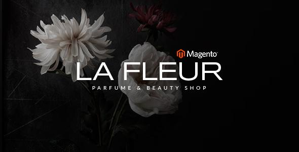 Fleur - Responsive Magento Perfume Theme            TFx