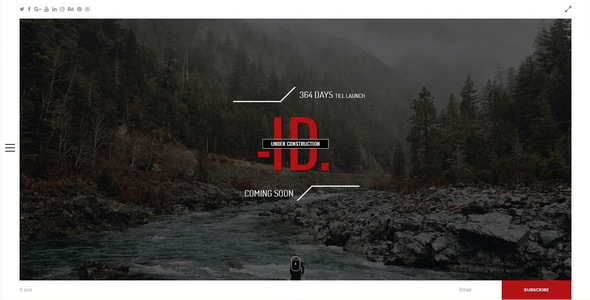 ID || Premium Under Construction Template            TFx