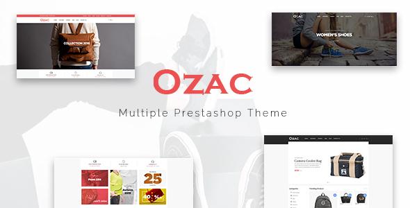 Leo Ozac Responsive Prestashop Theme            TFx