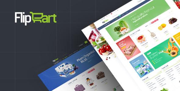 Pts Flipcart - Responsive Multipurposes Prestashop Theme            TFx