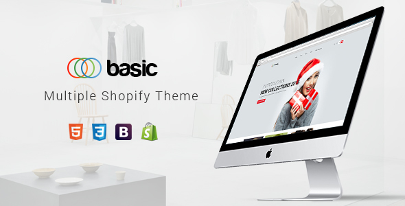 ST Basic Shopify Theme            TFx