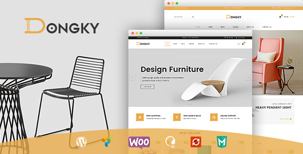 VG Dongky - Clean & Minimal WooCommerce WordPress Theme            TFx