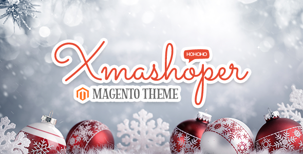 Xmashop - Responsive Magento Theme            TFx
