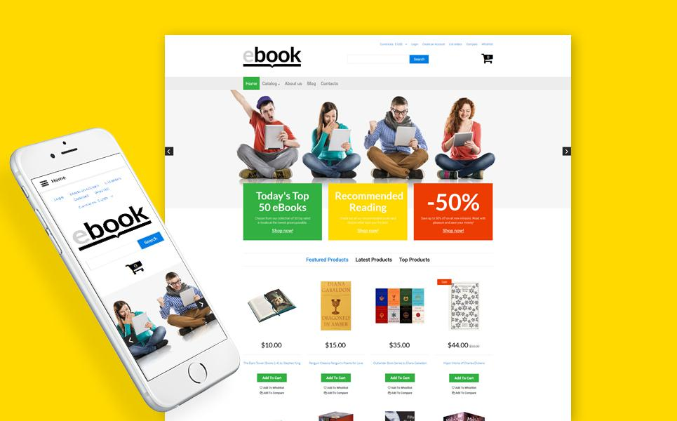 ebook VirtueMart Template TMT
