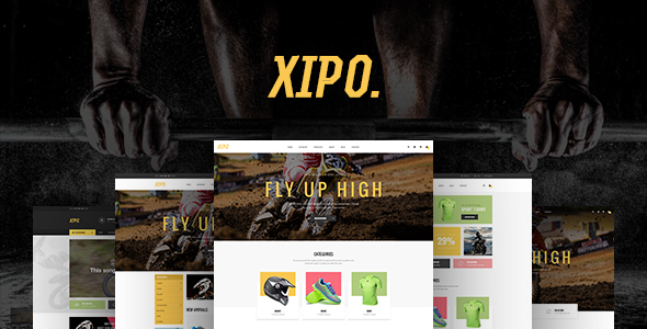 Leo Xipo Responsive Prestashop Theme            TFx