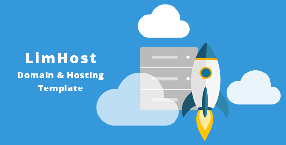 LimHost Domain & Hosting Template            TFx