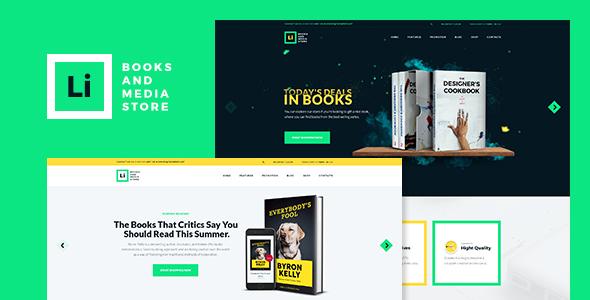 Lorem Ipsum | Books & Media Store            TFx