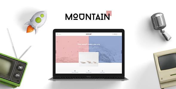 Ap Mountain Shopify Theme            TFx