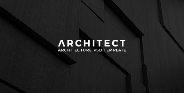 Architect - Architecture PSD Template            TFx