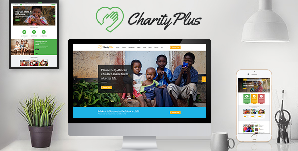 CharityPlus - Multipurpose Nonprofit Charity Organization Drupal 8 Template            TFx